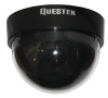 QTC-303c - QUESTEK - Camera Dome 1/3 Sony CCD, 500 TV Lines