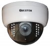 "QUESTEK -- QTC-402F: Camera Dome hồng ngoại 1/3"" Type ExView HAD Sony CCD II, 650 TVL"